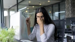 In our hectic lifestyle, often our workplace is the source of a lot of pressure and workload.(Getty Images/iStockphoto)