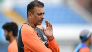 A file photo of Indian cricket team head coach Ravi Shastri.(Getty Images)