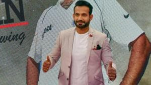 Irfan Pathan announces his retirement from all forms of cricket.(PTI)