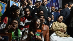 'Don't teach me…': Irked, Mamata tells Left-wing students laying siege to TMC protest site in Kolkata