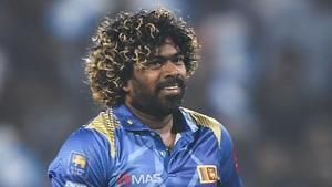 File image of Sri Lanka captain Lasith Malinga.(PTI)