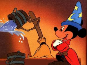 A look back at Mickey Mouse, as the comic strip turns 90