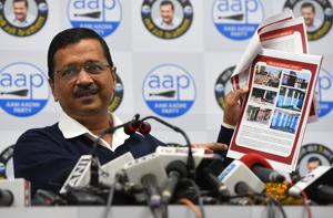 23 new faces in AAP's list of 70 candidates for Delhi Assembly polls