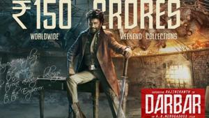 Darbar box office: Rajinikanth's film collects Rs 150 crore worldwide in opening weekend