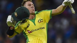 India vs Australia 1st ODI: David Warner, Aaron Finch hand Virat Kohli &...