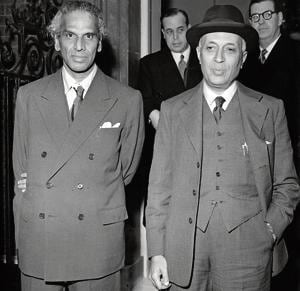 Review:A Chequered Brilliance; The Many Lives of VKKrishna Menon by Jairam Ramesh