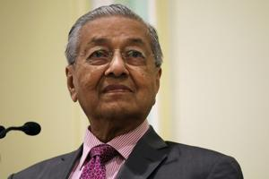 Malaysia's Prime Minister Mahathir Mohamad(Reuters/File Photo)