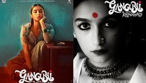 Gangubai Kathiawadi first look presents Alia Bhatt as the madam of Kamathipura.