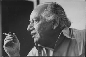 Faiz Ahmad Faiz was one of the most celebrated writers of the Urdu language.(HT File)