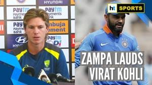 India Vs Australia l Virat Kohli very difficult to bowl at: Adam Zampa