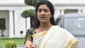 'People want jobs, not your freebies': Alka Lamba, back in Cong, jabs Arvind Kejriwal
