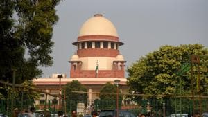 The Supreme Court ruling has led to Rs 92,000 crore penalty on telecom companies(Amal KS/HT Photo)