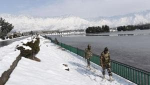 China and Pakistan tried, for the third time, to raise the Kashmir issue at the United Nations on Wednesday but the efforts were thwarted by India's diplomatic allies who left Beijing isolated(HT Photo)