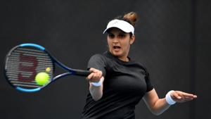 Sania sails into women's doubles final of Hobart International