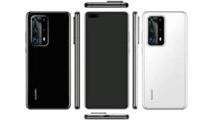 Latest Huawei P40 Pro leak reveals ceramic body, five cameras on the back