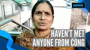 'Won't join politics': Nirbhaya's mother dismisses meeting anyone from Cong