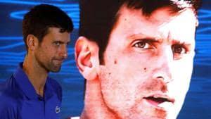 Australian Open: Novak Djokovic the man to beat, again, at Melbourne Park
