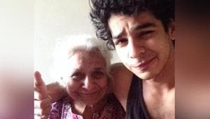 Shahid Kapoor and Ishaan Khatter's grandmother dies, Dhadak actor says 'You'll never be forgotten'