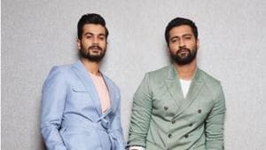 Sunny Kaushal reveals he once had a crush on brother Vicky Kaushal's girlfriend