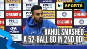 'Watched videos of Steve Smith on how he builds innings': KL Rahul after win