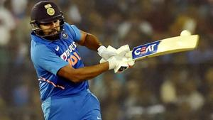 Rohit Sharma four runs away from surpassing Sourav Ganguly in elite list