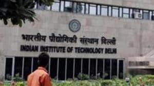 IIT Delhi Campus(Hindustan Times)