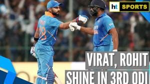 India beat Australia to win ODI series; Virat Kohli breaks MS Dhoni's record