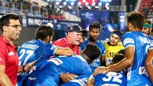Hockey India coach Graham Reid.(Hockey India)