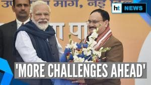 'Travelled on scooter': PM Modi remembers old days as JP Nadda takes BJP reins
