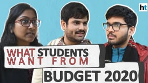 If I Were FM | Education, Health, Defence: Students' advice on Budget 2020