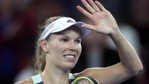 'Be nice to each other,' retiring Caroline Wozniacki tells young players