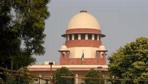 The Supreme Court gave the Centre four weeks to respond to the petition and listed the next hearing in March.(HT FILE PHOTO)