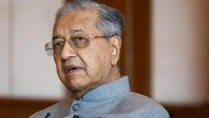 Malaysia's Prime Minister Mahathir Mohamad(Reuters)