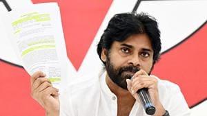 Telugu remake of Pink goes on floors, Pawan Kalyan starts shooting. See pics