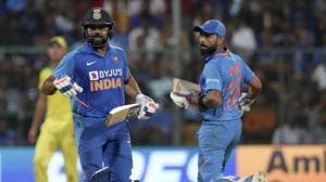 Virat Kohli greatest ODI player of all-time, Rohit Sharma in top-five: Australia captain Aaron Finch