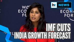 IMF cites 'downward revision for India' to trim global growth forecast