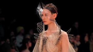 Paris Couture Week SS20:  Paris couture climbs Mount Olympus, plumbs marine depths