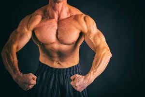 Various factors are responsible to ensure good muscle growth(Shutterstock)