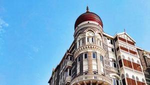 The Taj Mahal Palace.(Unsplash)