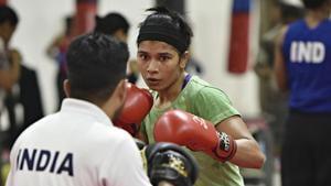 Nikhat Zareen, Shiva Thapa enter quarters of Strandja Memorial Boxing Tourney