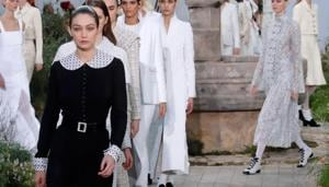 Chanel delves into founder, Gabrielle 'Coco' Chanel's orphanage past in Grand Palais couture show