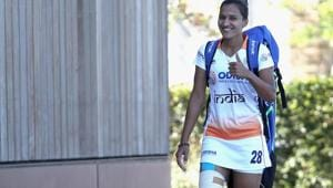 Good to start season against tough teams, says hockey captain Rani