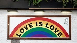 Although space is opening up for the LGBT community in the conservative country, same-sex relations are still illegal, a legacy of former colonial power Britain.(Unsplash)
