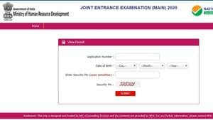 The National Testing Agency (NTA) on Thursday declared JEE (Main) January 2020 NTA Score of B Arch and B Planning.(nta.ac.in)