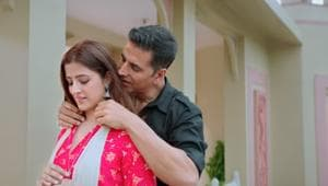 Akshay Kumar and Nupur Sanon will be seen in Filhall 2.