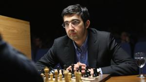 Anand draws with Dubov; Carlsen back in reckoning
