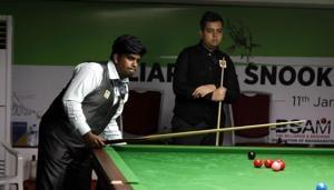 Chennai's Srikrishna pots past Maha's Pherwani in junior national snooker semis