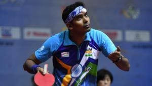 Indian table tennis teams a win away from securing Olympic berths
