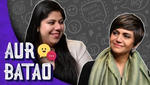 AUR BATAO | 'You can't be grateful & unhappy at the same time': Mandira Bedi