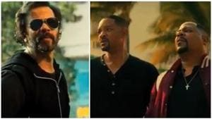 Rohit Shetty welcomes Bad Boys For Life's 'videsi cops' to India. Watch video